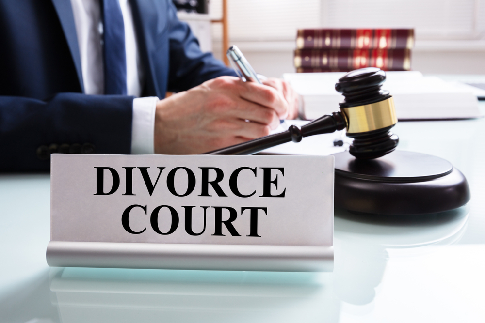 Divorce Screwed client facts