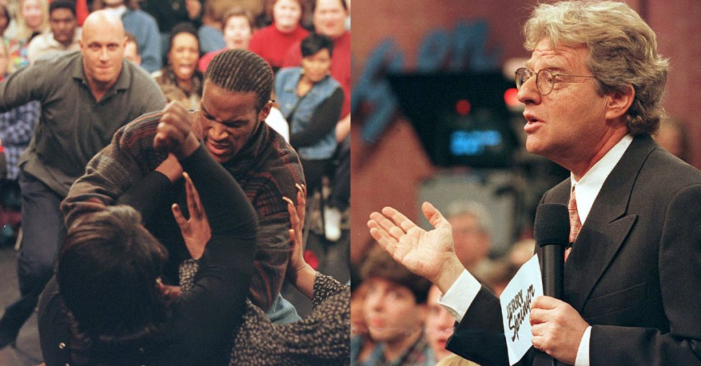 42 Controversial Facts About The Jerry Springer Show