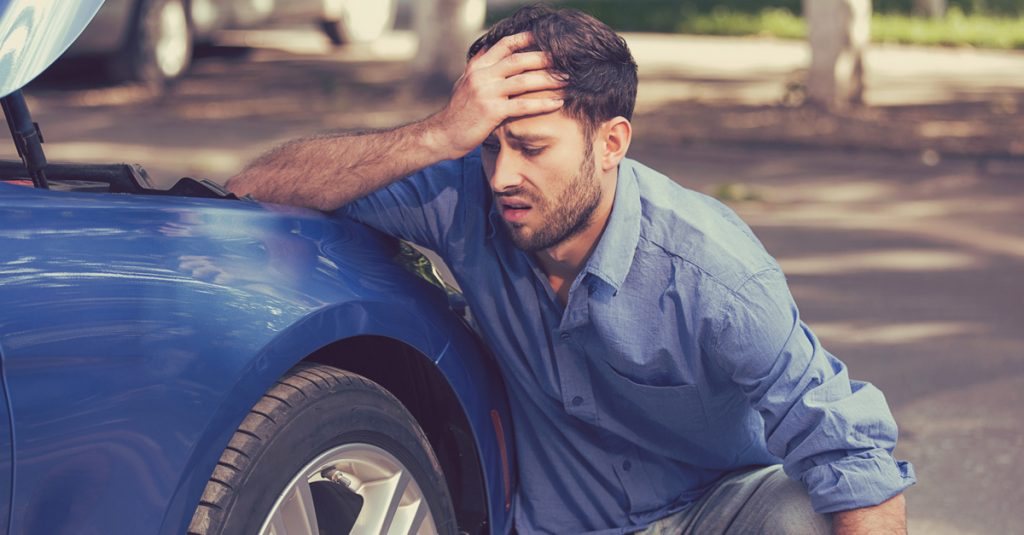 Embarrassed People Share Their Driving Test Disaster Stories