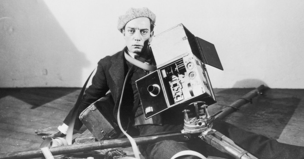 43 Extraordinary Facts About Buster Keaton, The Great Stone Face