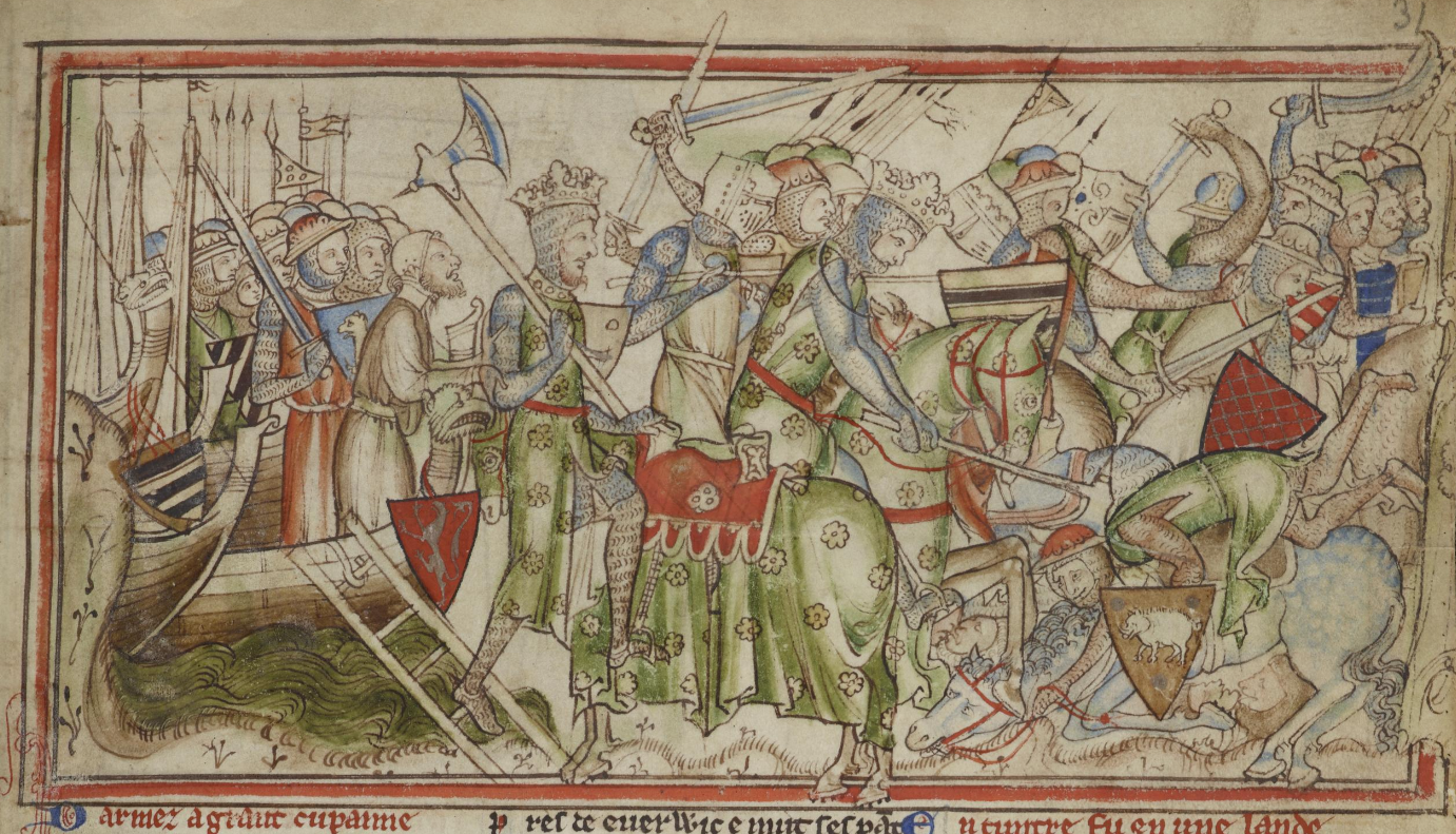 Battle of Hastings Editorial