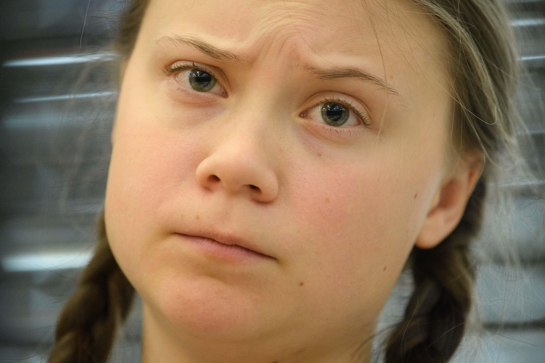 Greta Thunberg facts