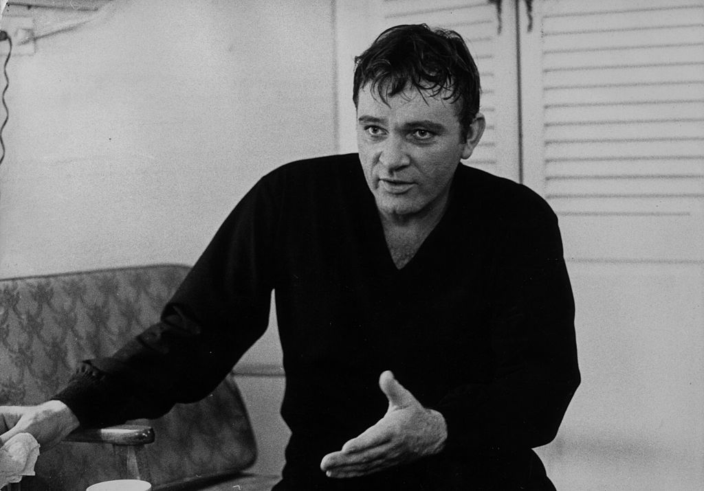 Richard Burton Facts