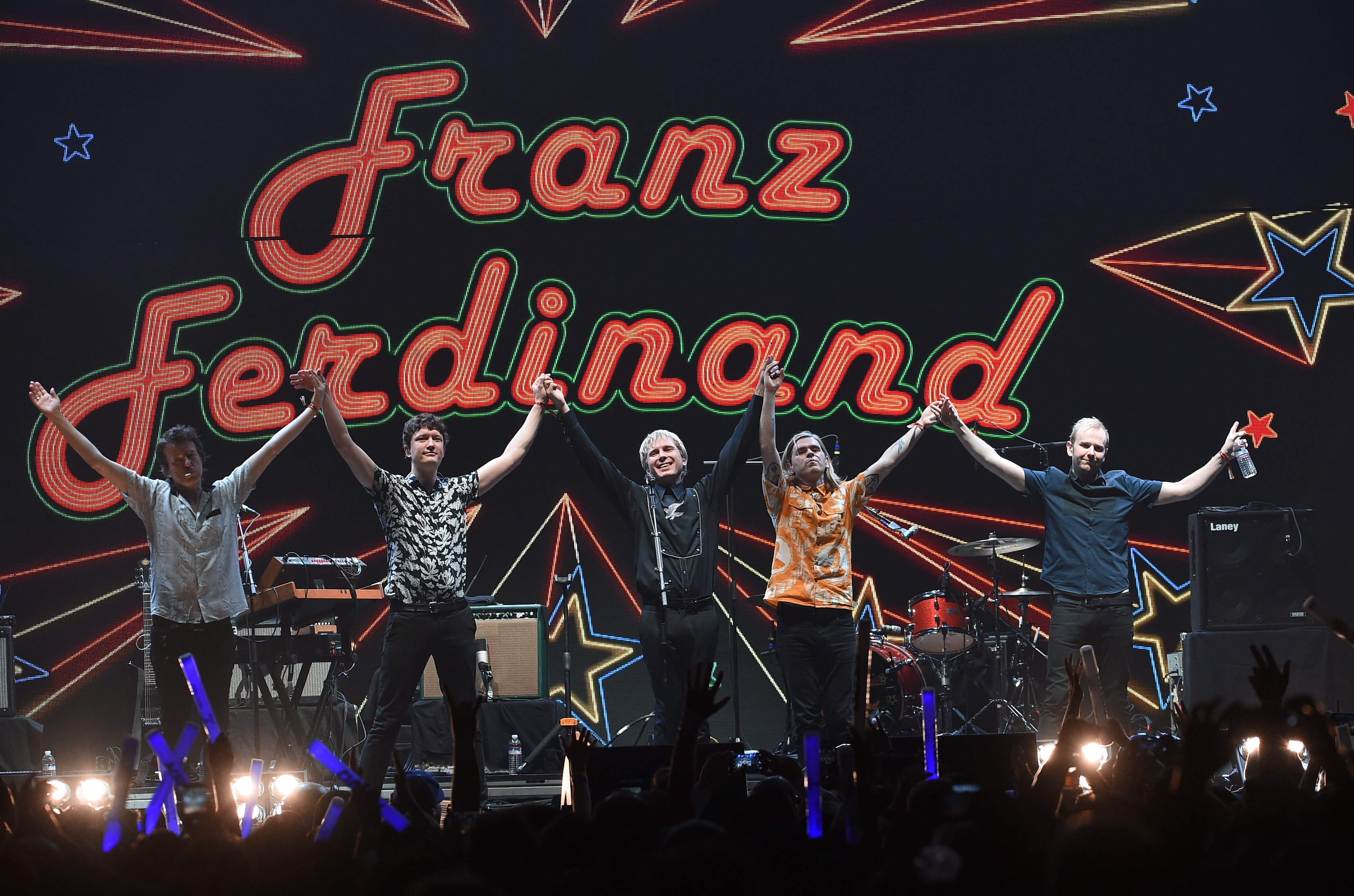 Franz Ferdinand Facts