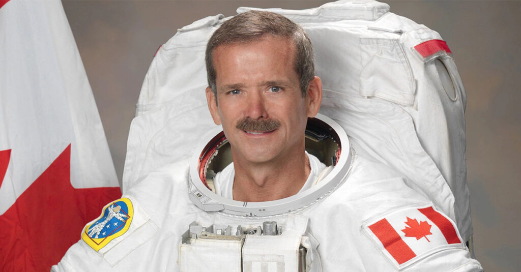 Out-Of-This-World Facts About Astronaut Chris Hadfield