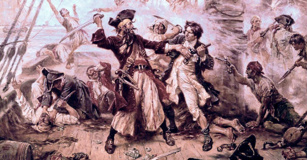 Swashbuckling Facts About The Most Ruthless Pirates To Sail The Seas
