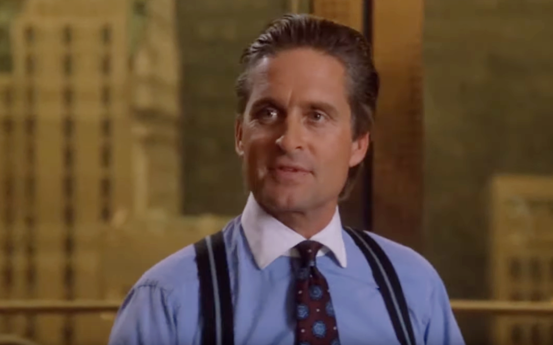 Michael Douglas facts