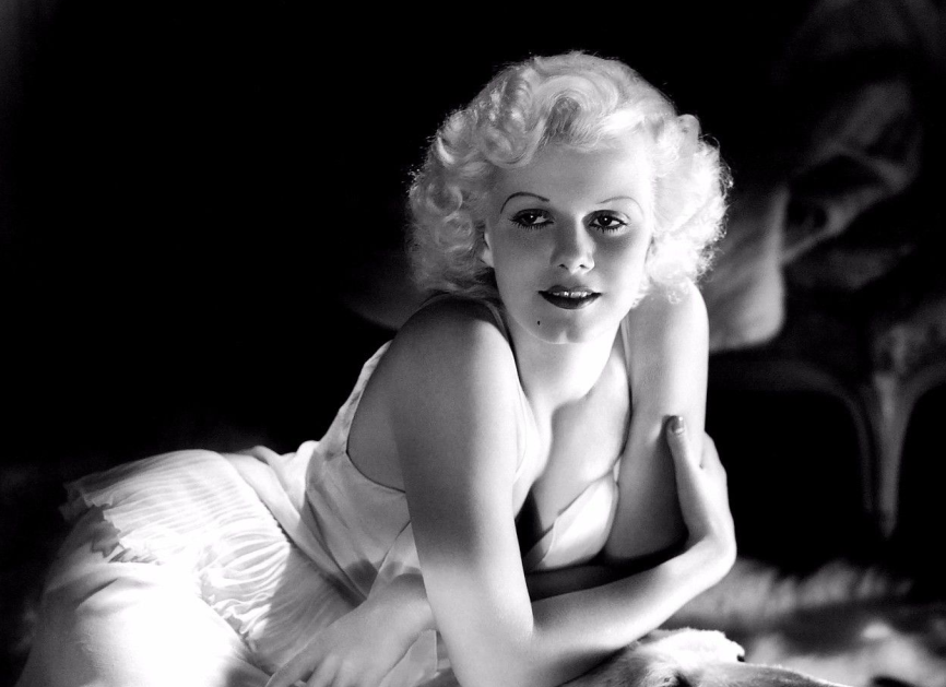 Jean Harlow Facts