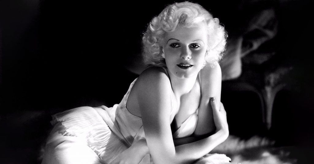 50 Bombshell Facts About Jean Harlow, Hollywood's Platinum Blonde