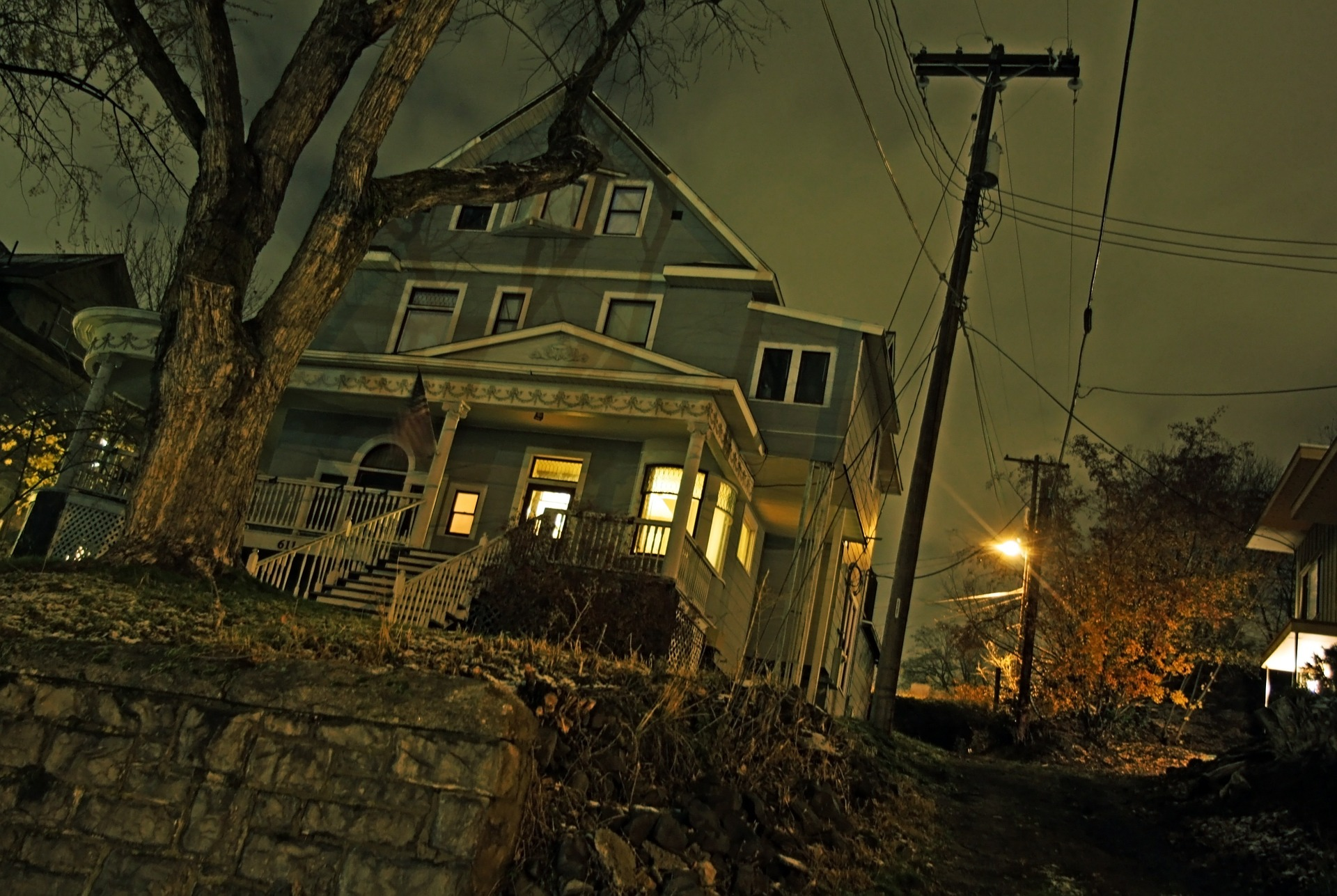 Paranormal Events Experienced facts