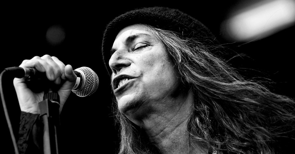 42 Tough Facts About Patti Smith, The Punk Rock Poet
