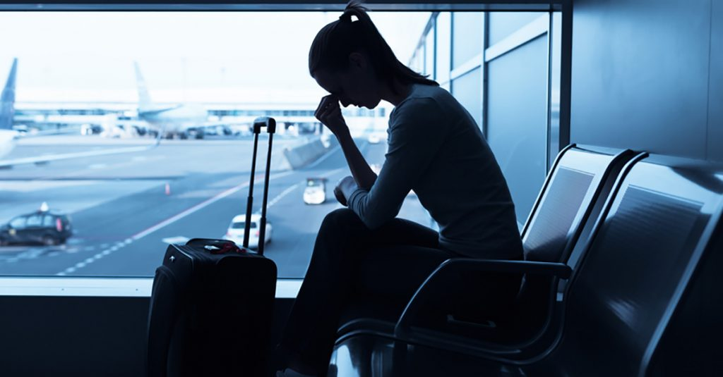 People Share The Saddest Goodbyes They've Seen At An Airport