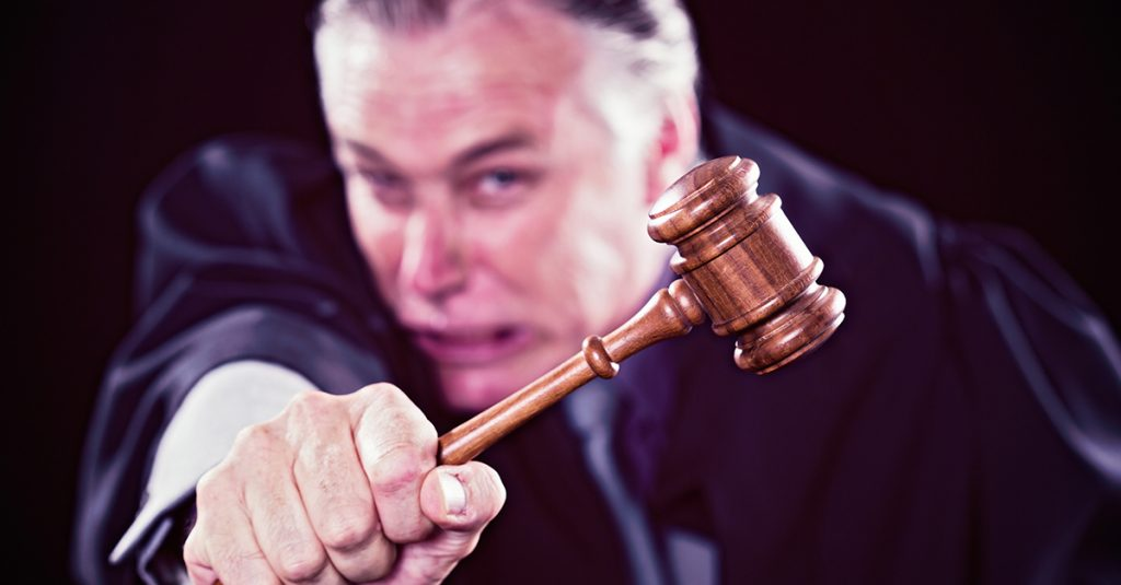 Lawyers Reveal Their Most Jaw-Dropping Court Cases