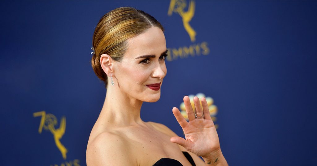 24 Sassy Facts About Sarah Paulson, The Hollywood Chameleon