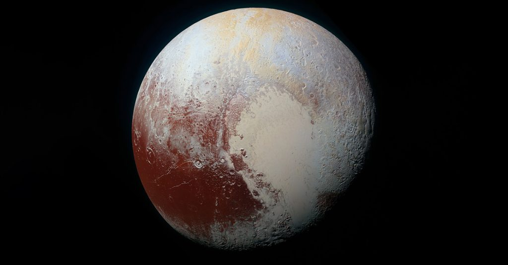 Pluto Is Not A Planet