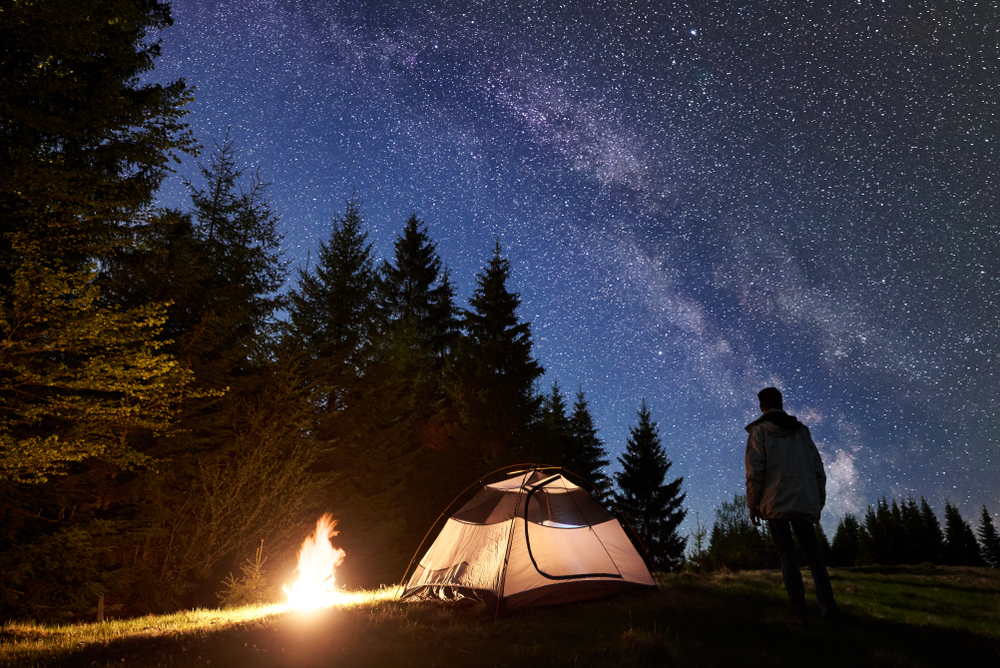 Terrifying Camping Experiences facts