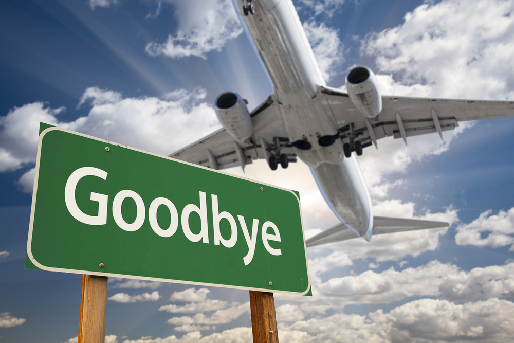 Airport Goodbyes Facts