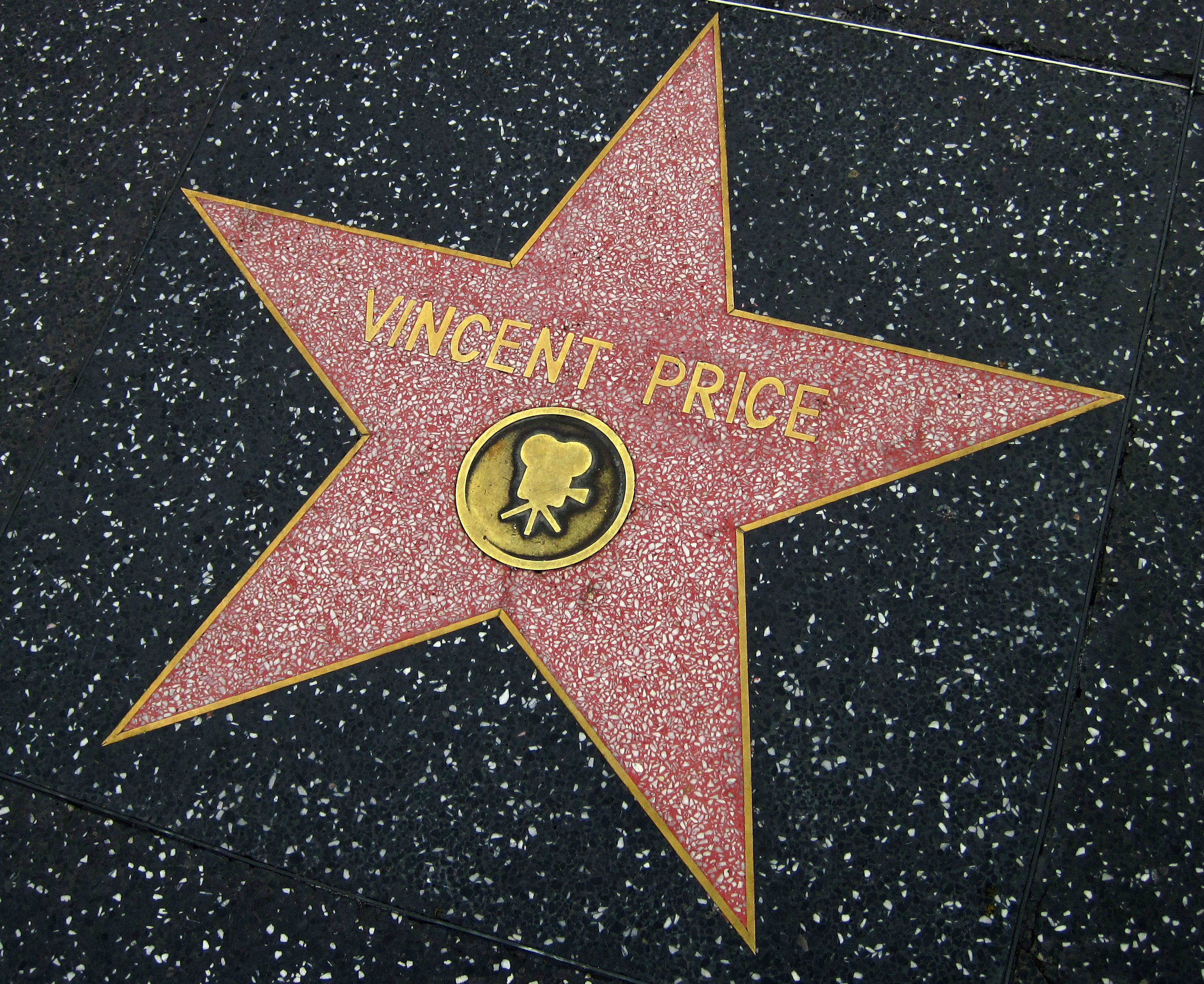 Vincent Price Facts