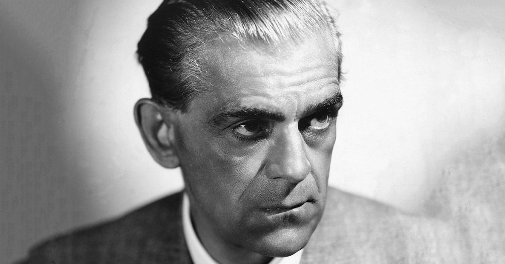 42 Frightening Facts About Boris Karloff, The Master of Horror
