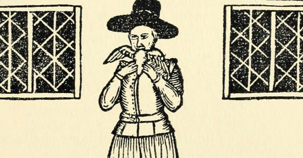 The Bizarre True Story Of Nicholas Wood, The Great Eater Of Kent