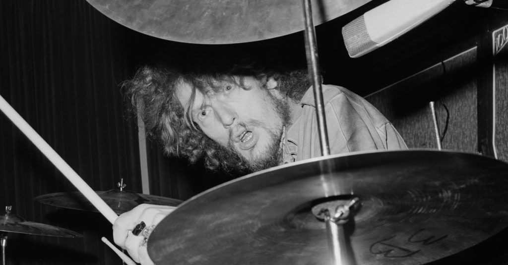 42 Stormy Facts About Ginger Baker, Cream's Quick-Tempered Drummer