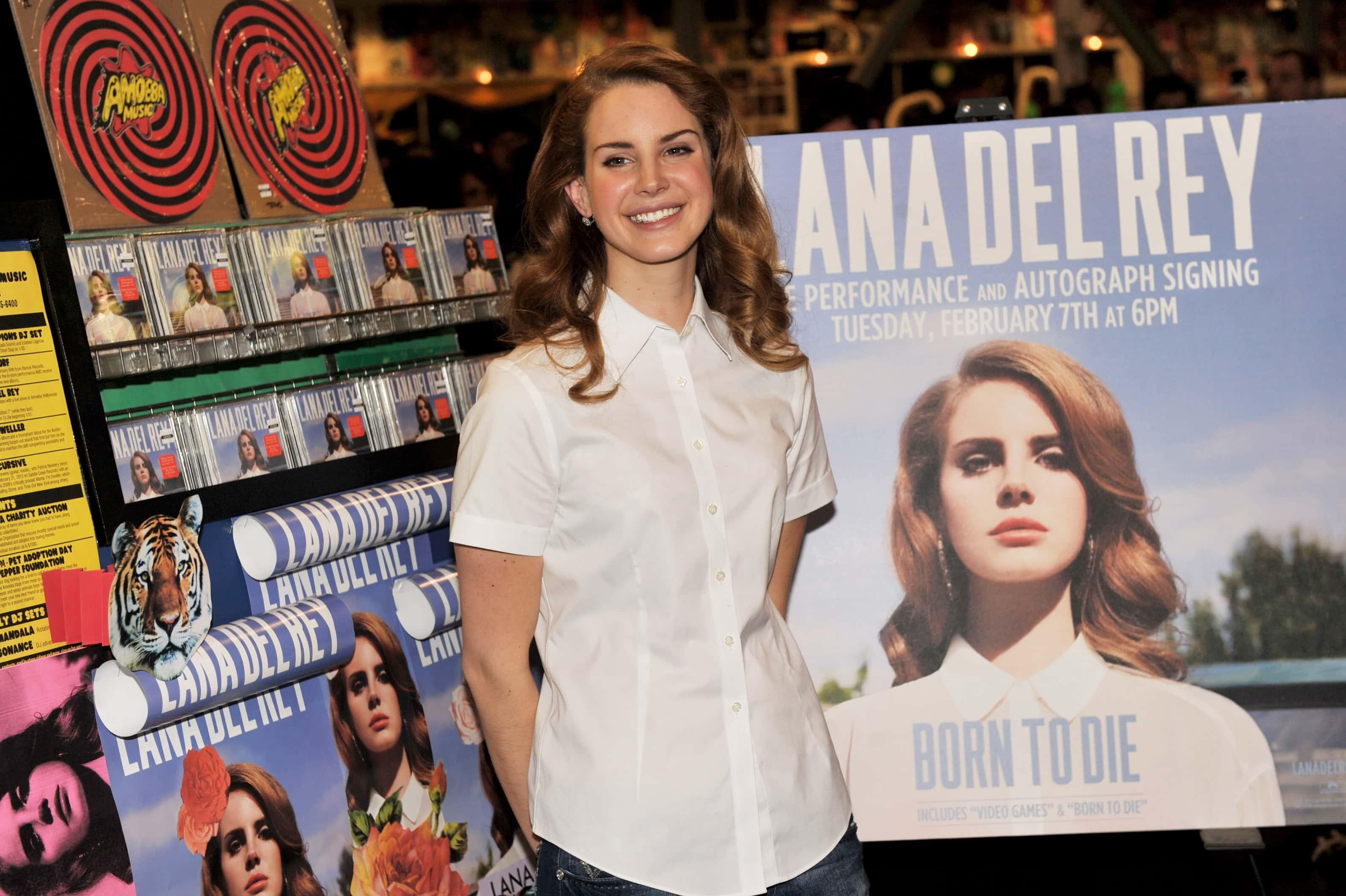 Lana Del Rey Facts