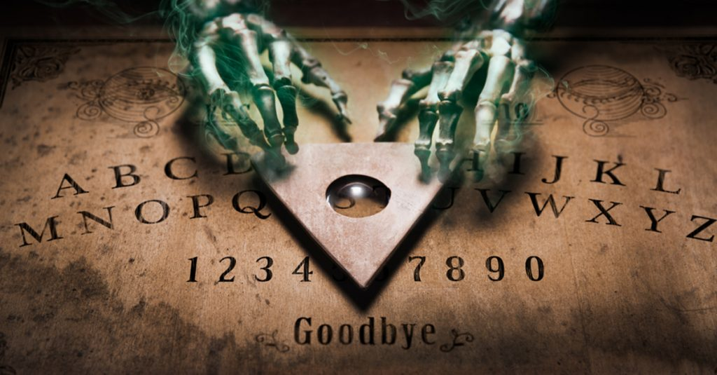 Child's Play: The Strange History Of The Ouija Board