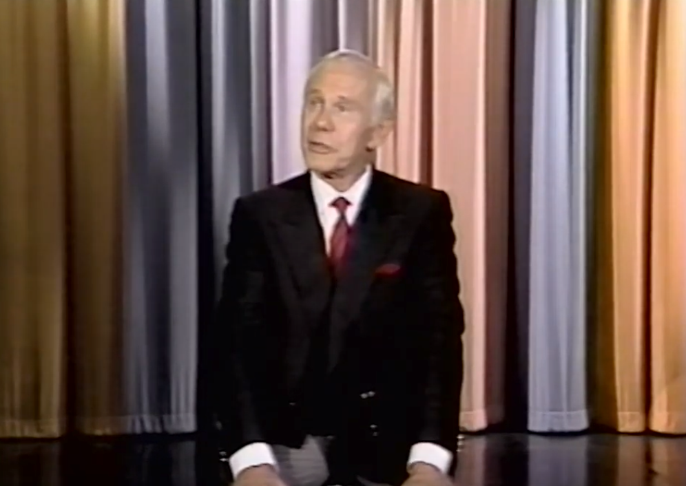 Johnny Carson facts