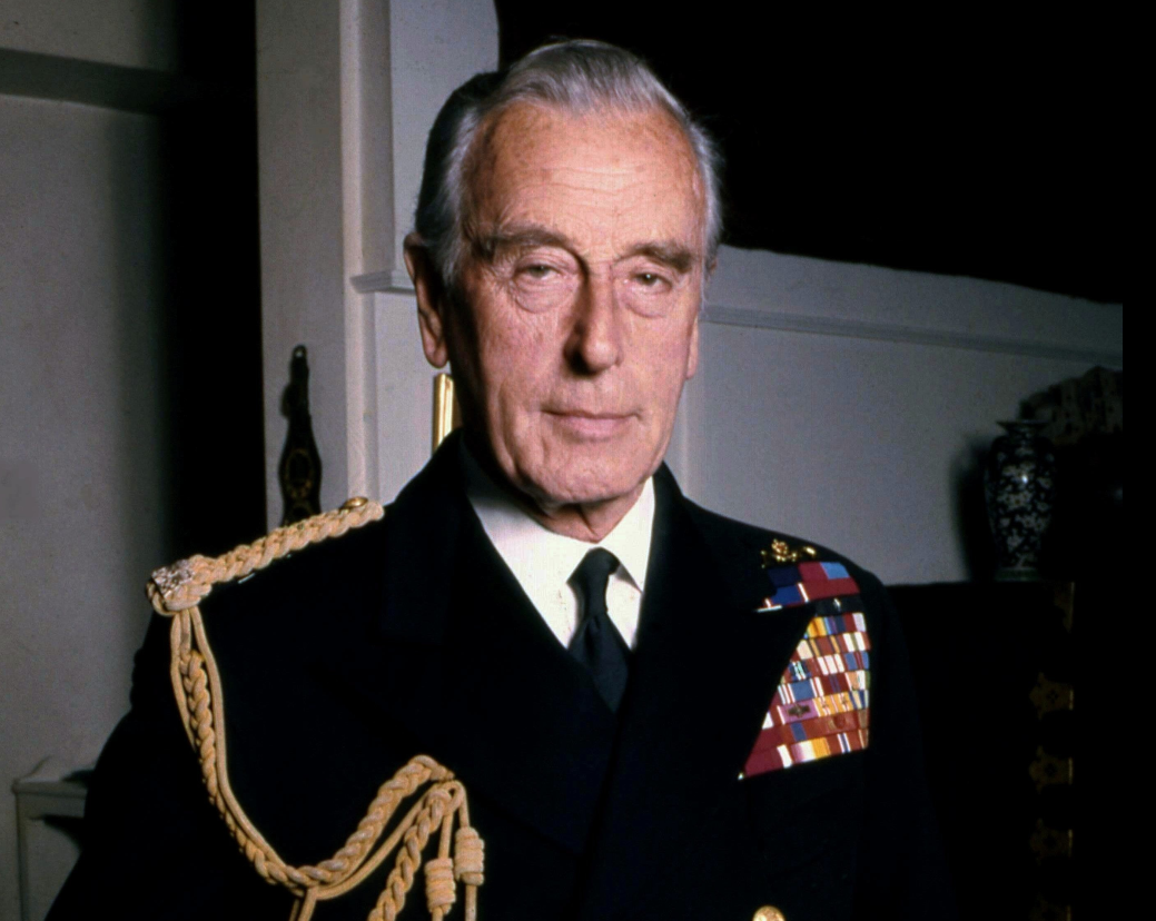 Lord Mountbatten Facts