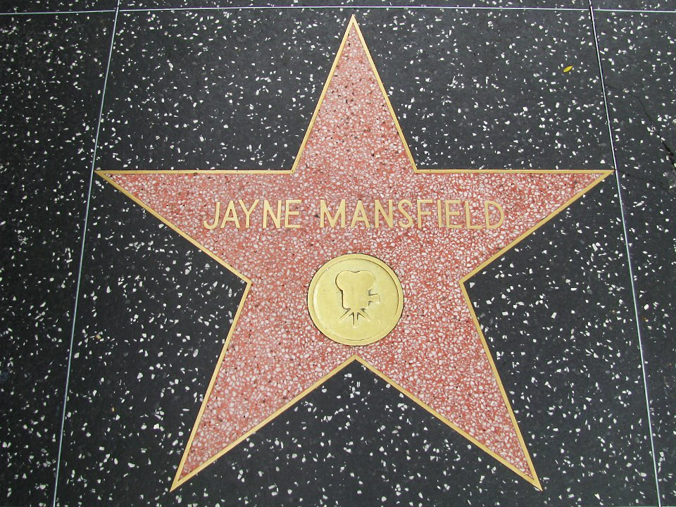 Jayne Mansfield facts