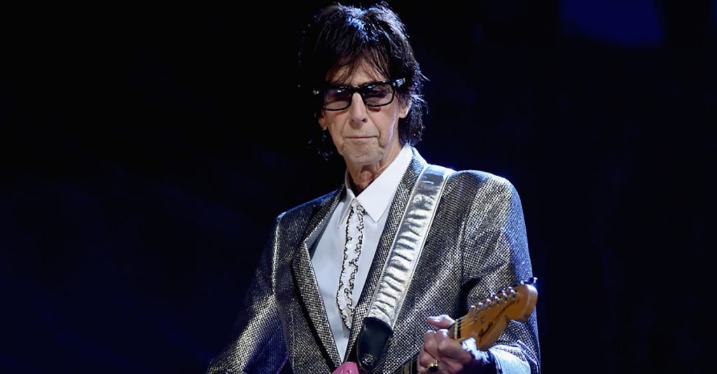 42 Good-Time Facts About Cars Frontman Ric Ocasek