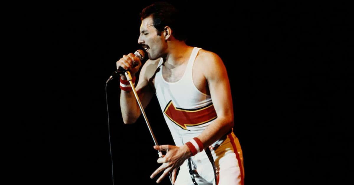 When did Freddie Mercury die?