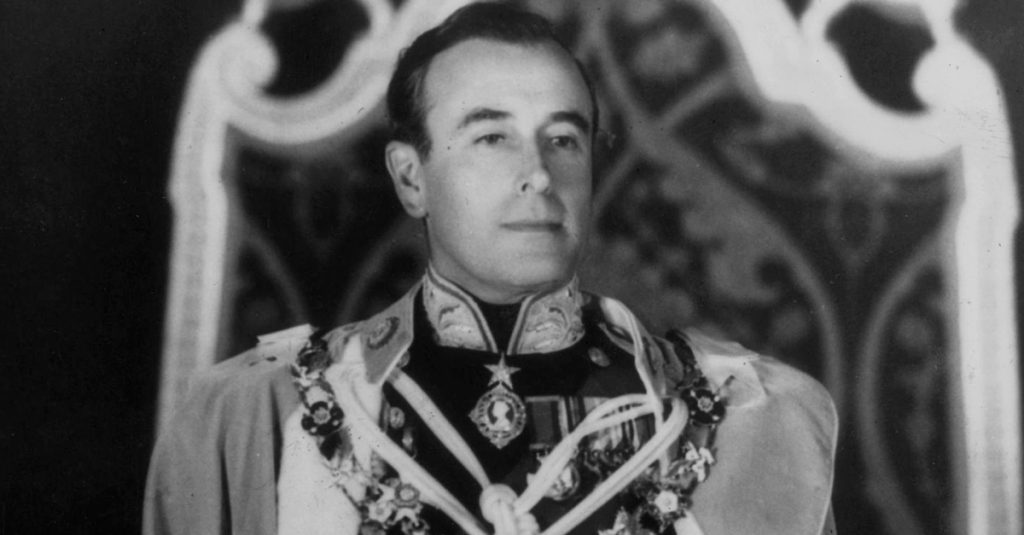 Royal Facts About Lord Louis Mountbatten, England's Sinister Son