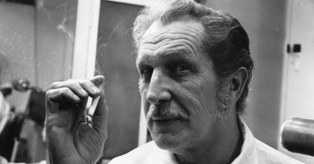 40 Eyebrow-Raising Facts About Vincent Price, The King Of Horror