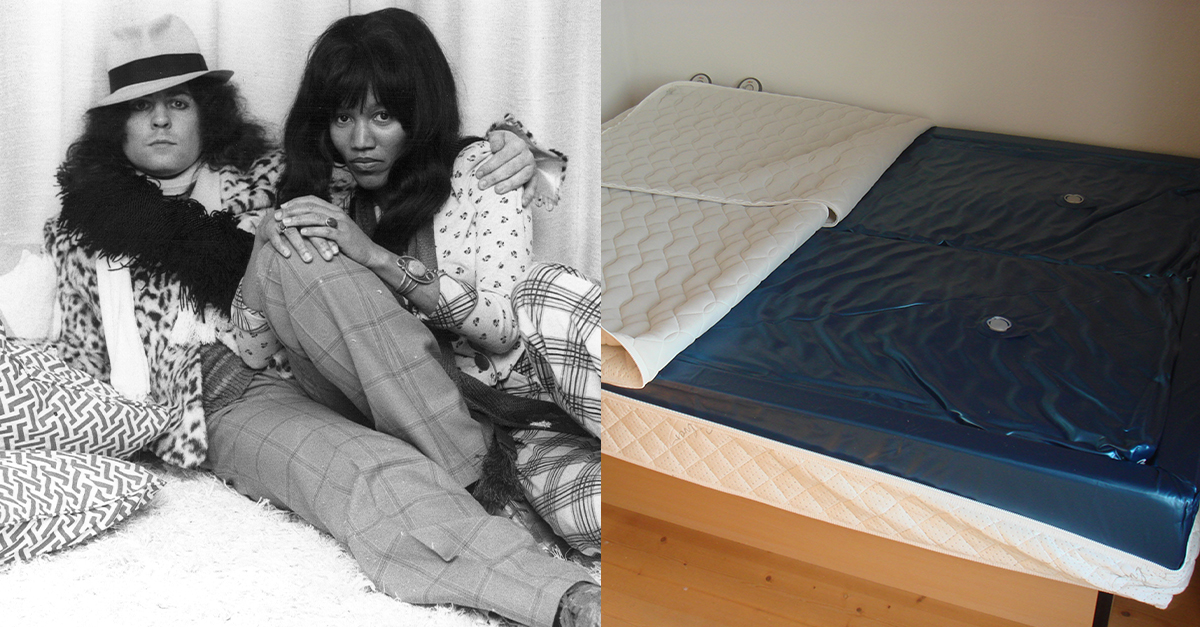 waterbeds editorial