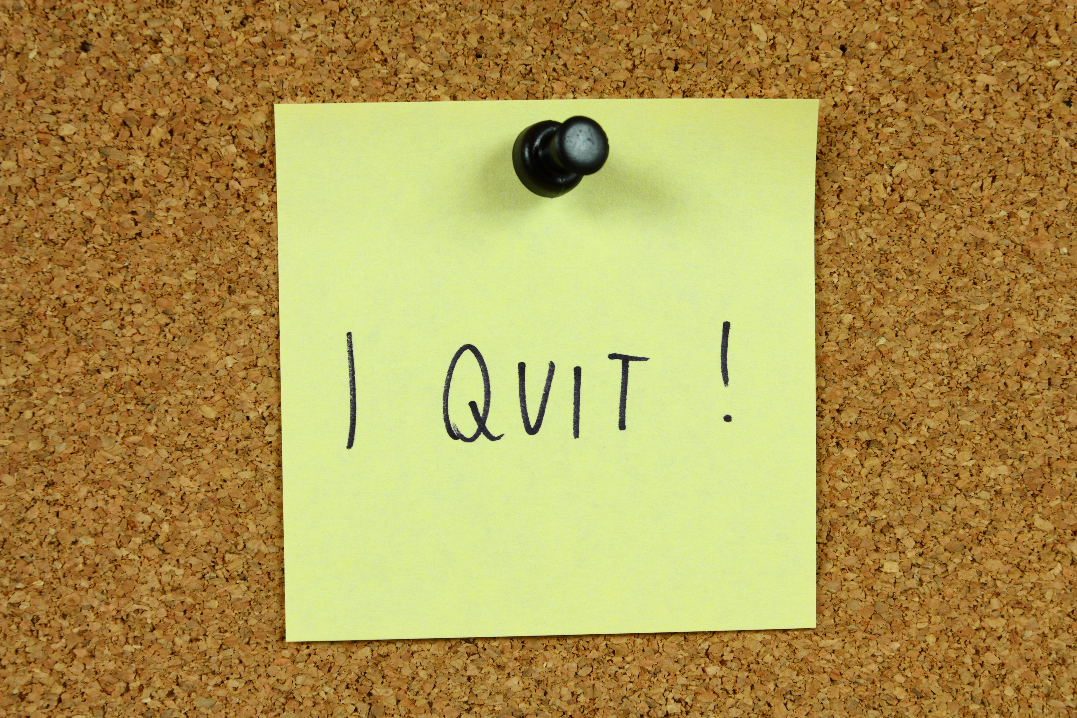 Fastest Quit Job Facts