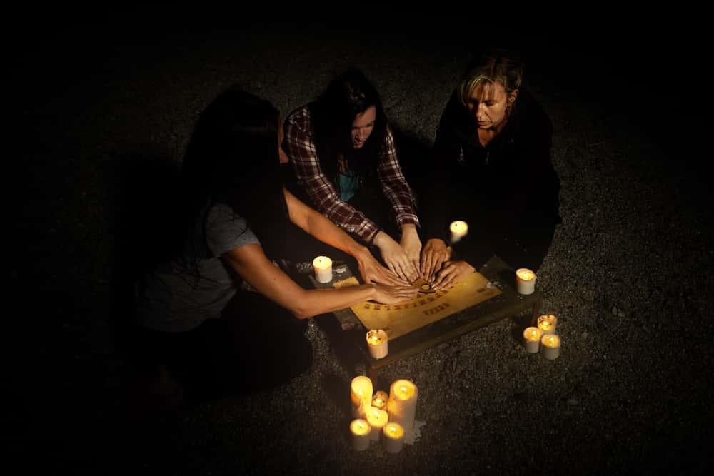 Ouija Board Editorial