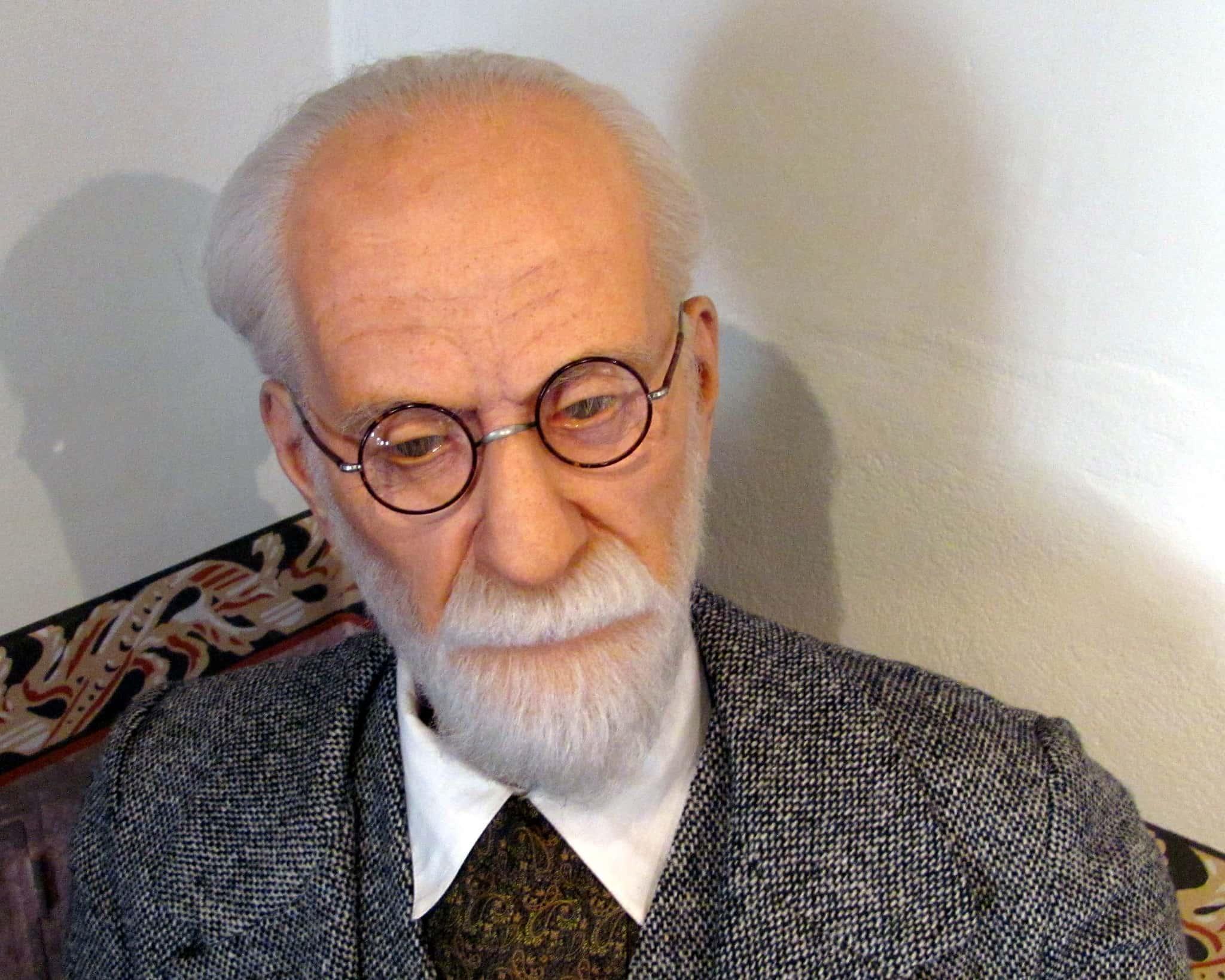 Sigmund Freud facts