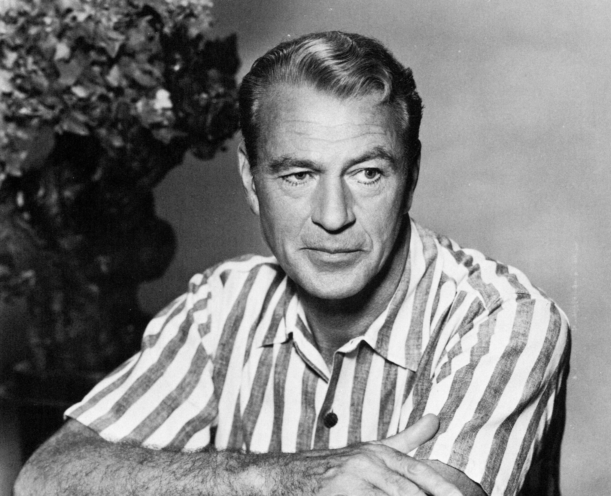 Gary Cooper Facts