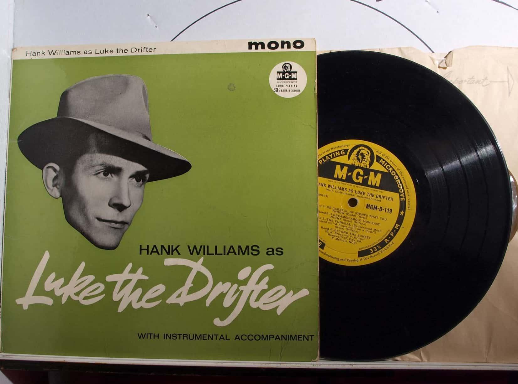 Hank Williams facts