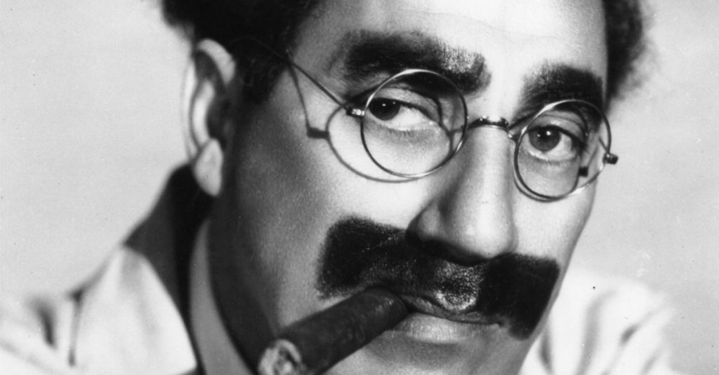 Side-Splitting Facts About Groucho Marx, The Master Of Wit
