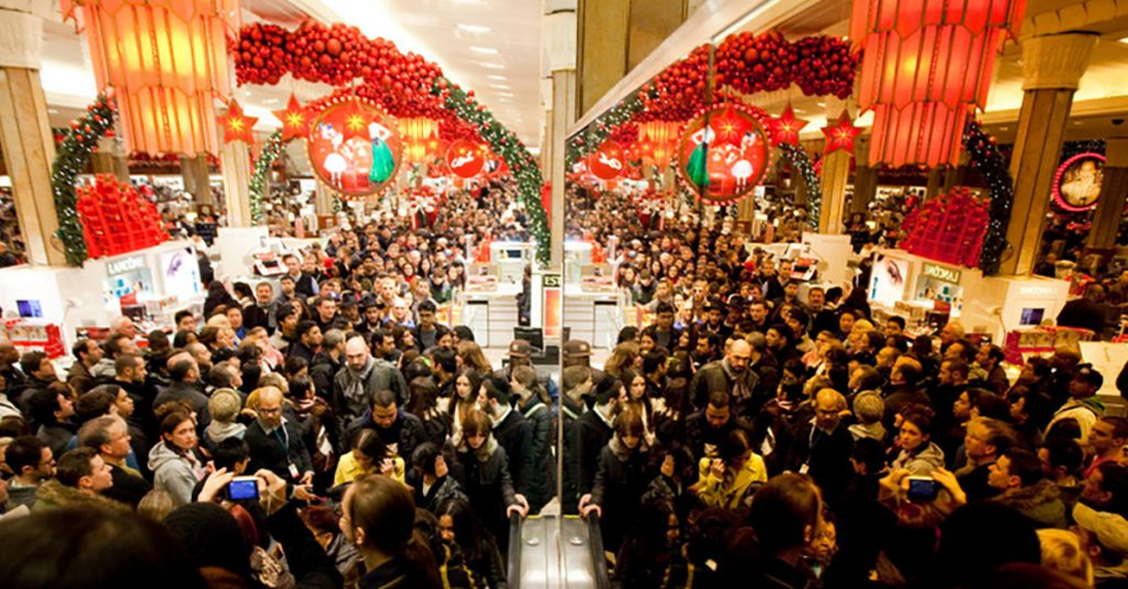 41 Frenzied Facts About Black Friday