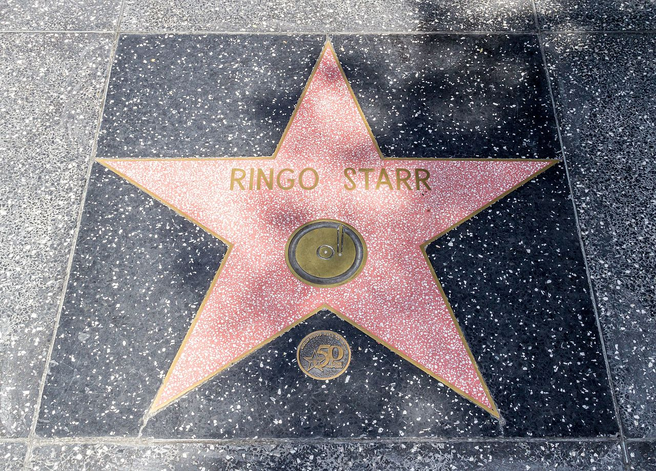 Ringo Starr Facts