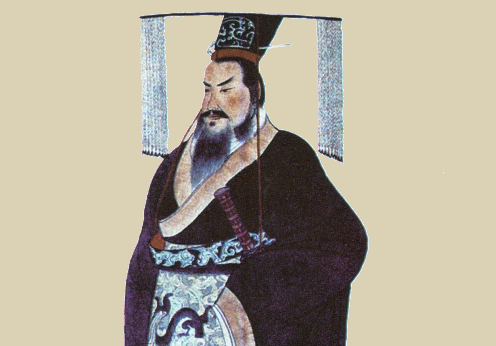 Qin Shi Huang facts