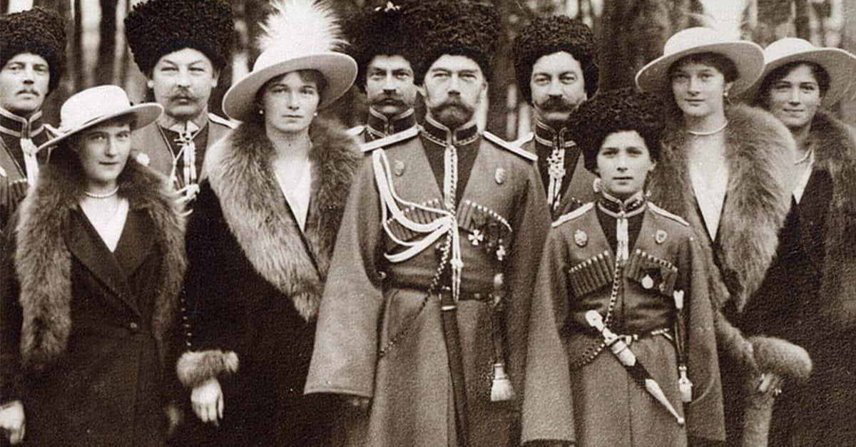 Romanovs Behemoth