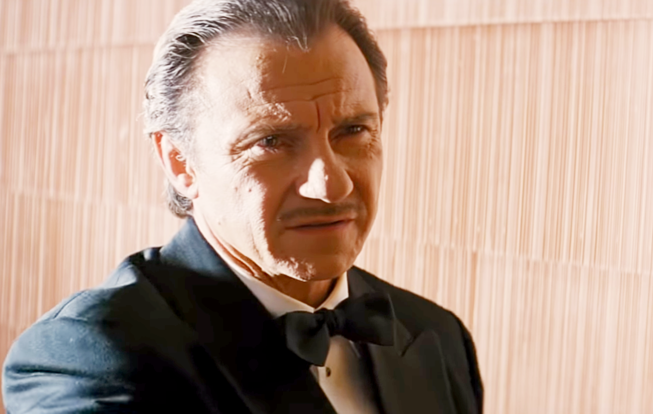 Harvey Keitel facts