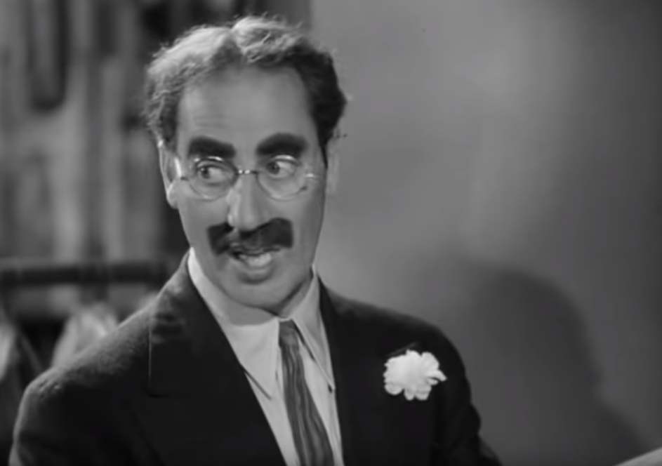 Groucho Marx facts