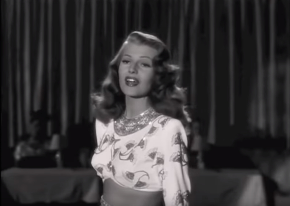 Rita Hayworth Facts