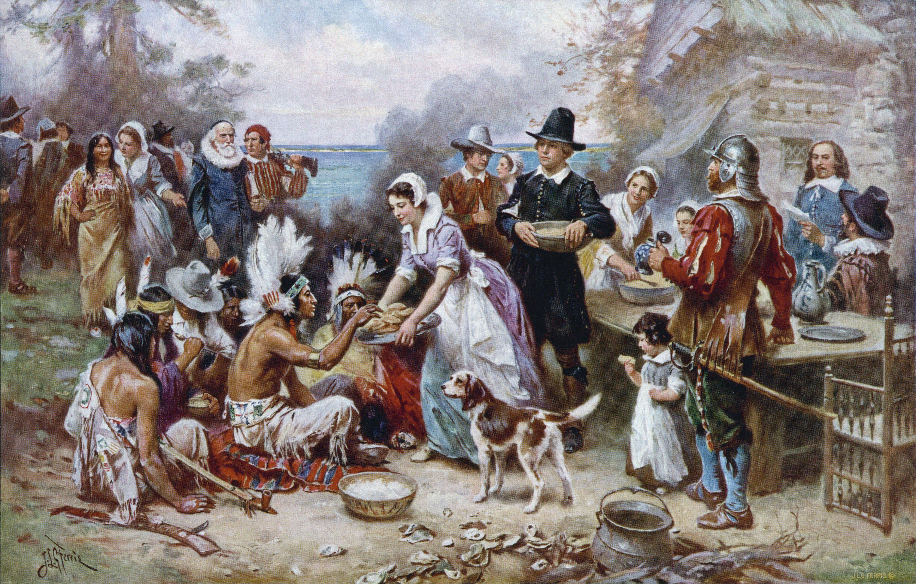 Thanksgiving Facts