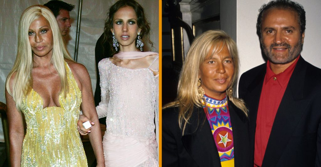 42 Fabulous Facts About The Versace Family, Fashion's Tragic Dynasty